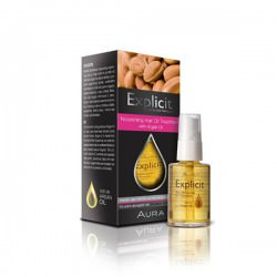 EXPLICIT хранлив маслен третман за коса