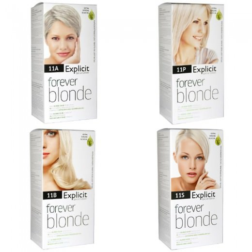 FOREVER BLONDE фарба за коса