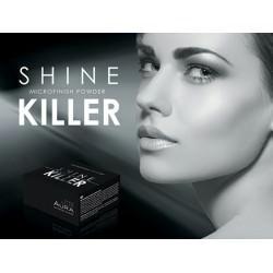 SHINE KILLER фин прав за матирање на кожата на лицето