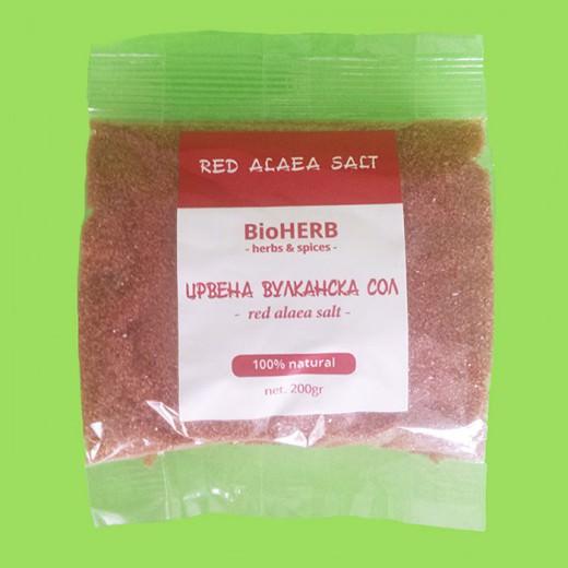 Црвена вулканска сол (200 гр)