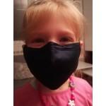 Детска маска против воздушно загадување (со променлив филтер)