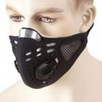 Маска против воздушно загадување (со променлив филтер)