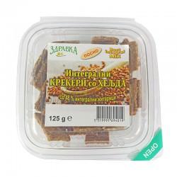 Интегрални крекери со хељда