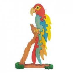 Сложувалка - Ара папагал