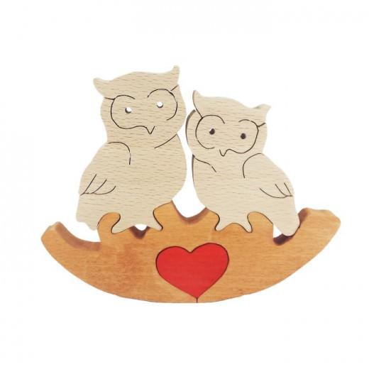 Сложувалка - Вљубени бувчиња