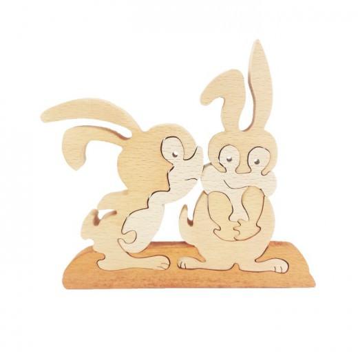 Сложувалка - Вљубени зајчиња